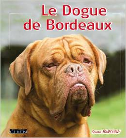 Dogue de Bordeaux par Sylviane Tombousky
