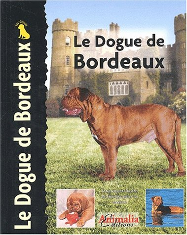 dogue de bordeaux par Joseph Janish