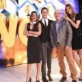 wouf avec Eve Angeli et Sophie Thalmann sur M6